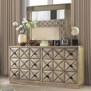 Northmoore 6 Drawer Dresser