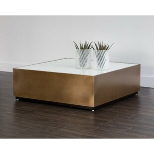 Compare & Buy Hudson Coffee Table by Sunpan Modern Reviews (2019) & Buyer's Guide
