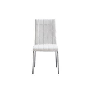 Lancaster Square Tufted Upholstered Dining Chair (Set Of 4) by Orren Ellis Savings