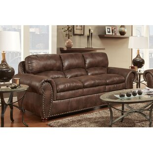 Shop Bridgette Sofa by Millwood Pines