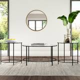 Deford 3 Piece Coffee Table Set by Ebern Designs