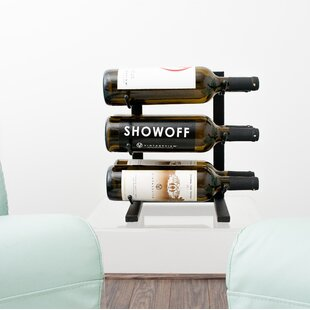 6 Bottle Tabletop Wine Rack by VintageView