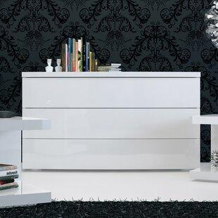 Cleobury 3 Drawer Dresser