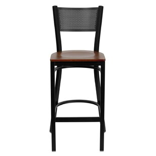 Lomonaco 29 Bar Stool Winston Porter