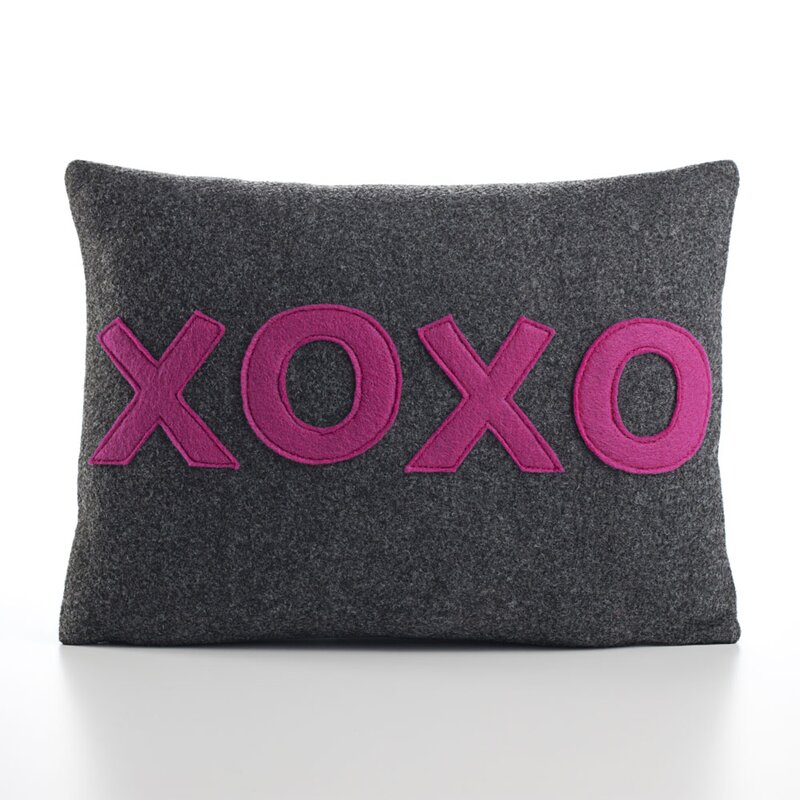 Alexandra Ferguson It Starts With A Kiss Throw Pillow Wayfair
