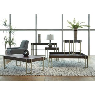 Brayden Studio Maone 4 Piece Coffee Table Set