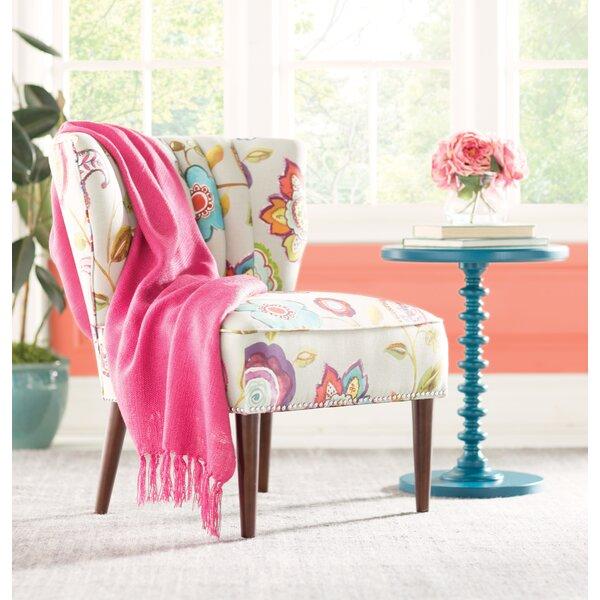 Leopard Print Slipper Chair | Wayfair