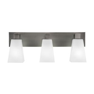 Winston Porter Weatherly 3-Light Vanity Light
