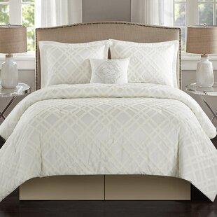 John 5 Piece Comforter Set