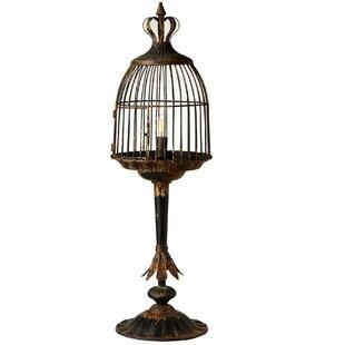 Olive Bird Cage 35.8