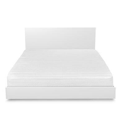 Simmons Beautyrest Polyester Mattress Pad Bed Size: Queen