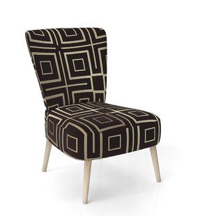 Luxury XII Side Chair by East Urban Home