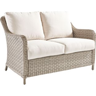 Darby Home Co Keever Loveseat with Cushion