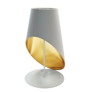 Dye Slanted Drum 24 Desk Lamp