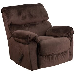 Barrington Manual Rocker Recliner Red Barrel Studio