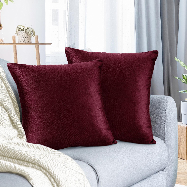 Wayfair Red Throw Pillows You Ll Love In 2021
