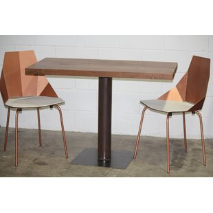Latorre Wood Dining Table by Union Rustic