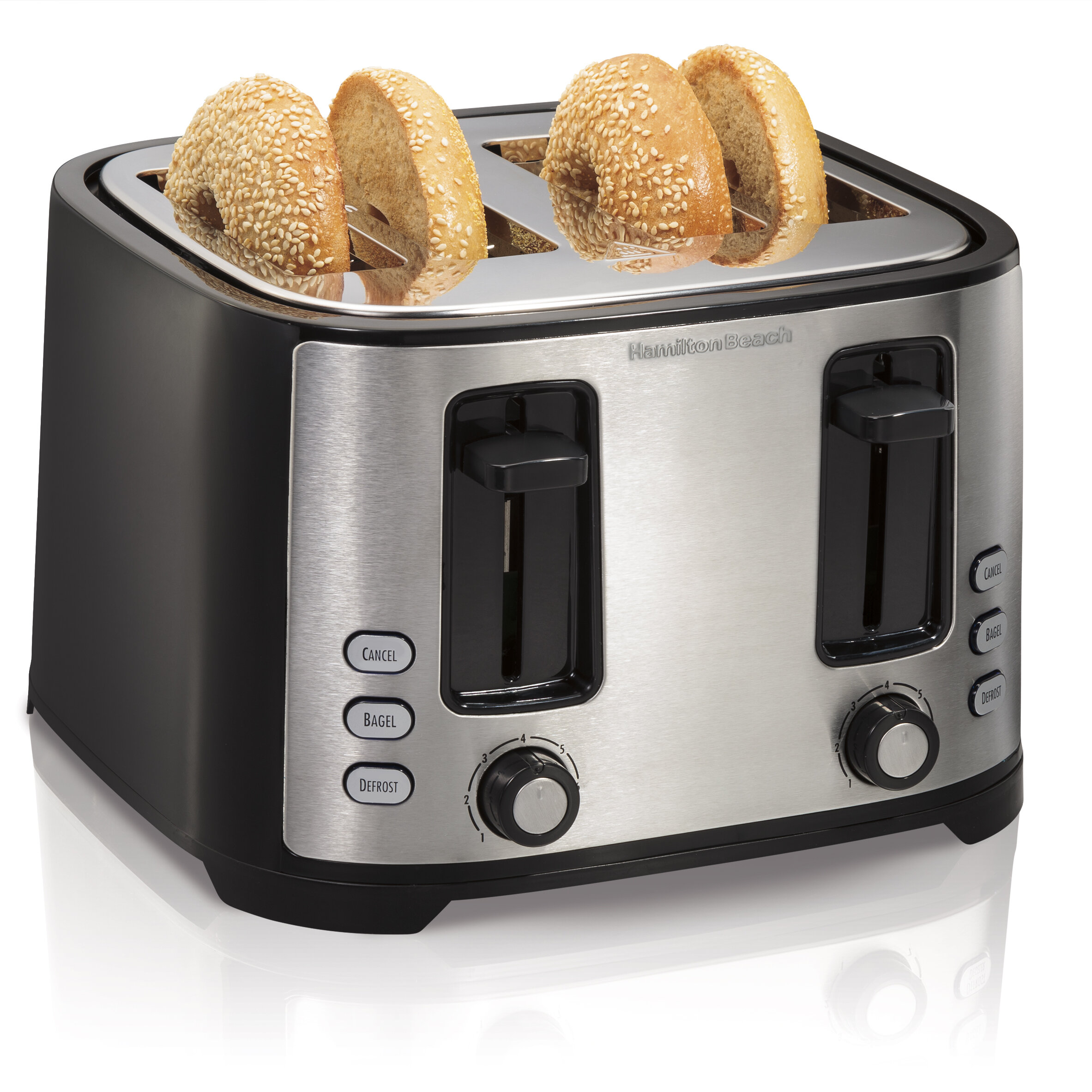 Silver Toasters You Ll Love In 2021 Wayfair