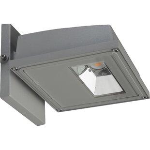 Nuvo Lighting 15-Watt LED Outdoor Security Wall Pack