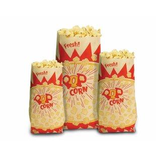 Paper Popcorn Bag (Set of 1000)