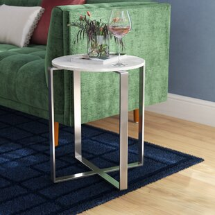 Kline End Table by Willa Arlo Interiors Top Reviews