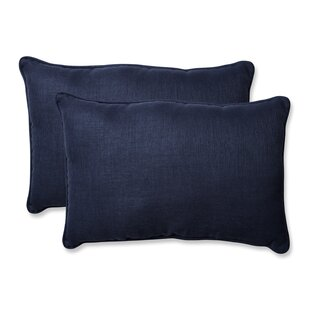 Rave Outdoor Lumbar Pillow (Set of 2)