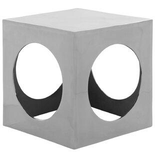Tellurium Cube Accent Stool