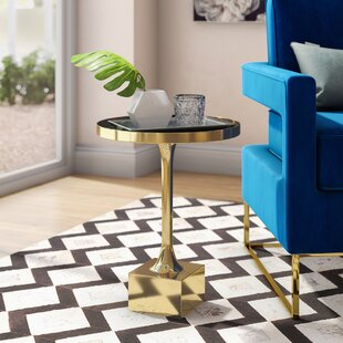 Coupon Jen End Table by Willa Arlo Interiors
