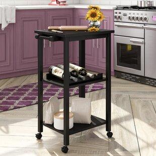 Etta Kitchen Cart by Andover Mills