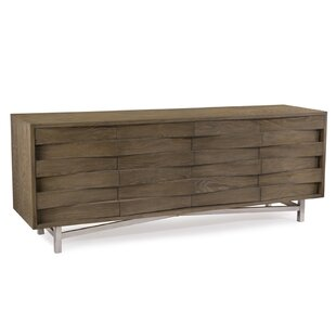 Luxe Wedge Sideboard John-Richard