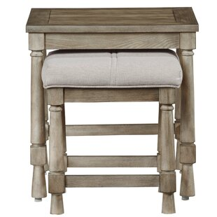 Sweatt 2-Piece Nesting Table And Bench By Gracie Oaks