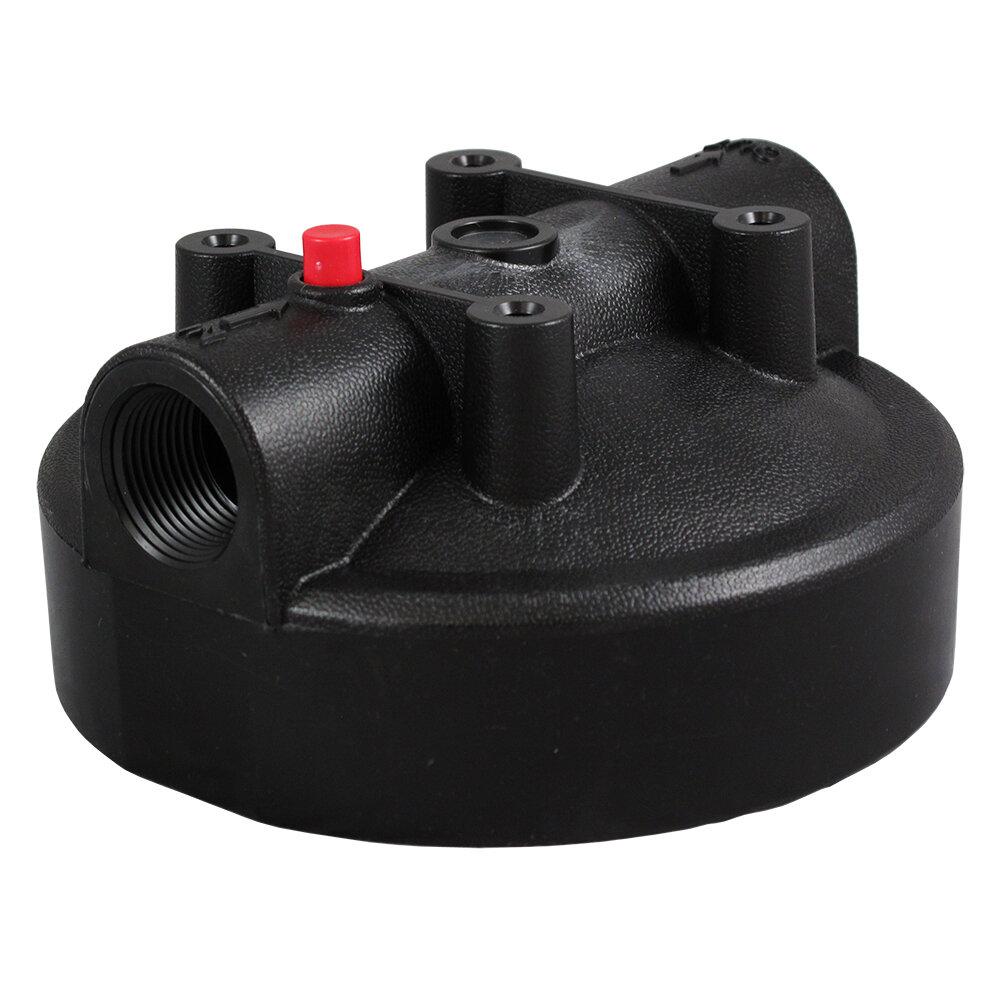 Pentek Filter Housing Cap with Pressure Relief Button | Wayfair