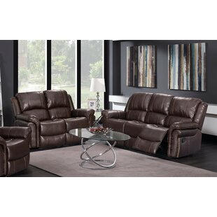 Palmore 2 Piece Reclining Living Room Set by Red Barrel Studio