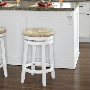 Salazar 31 Swivel Bar Stool August Grove