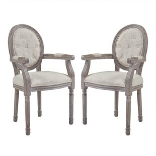 Natalia Vintage French Upholstered Dining..
