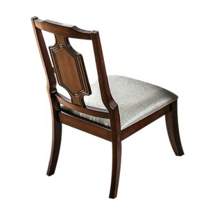 Amdt Traditional Style Upholstered Side Chair (Set of 2) by Darby Home Co