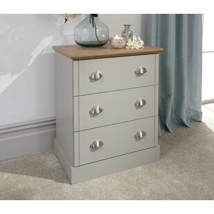 Chapin 3 Drawer Chest By Brambly Cottage