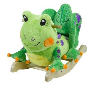Buy luxury Fergie Frog Rocker ByRockabye