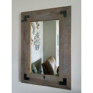 Union Rustic Trosclair Accent Mirror