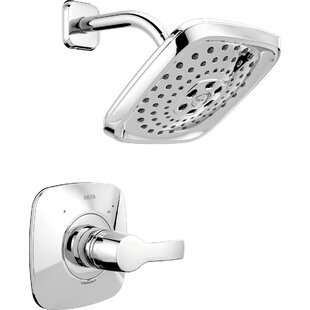 Tesla? 14 Series Shower Faucet Trim with H2okinetic Technology