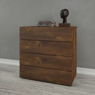 Mcculley 4 Drawer Chest