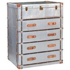 Pilot 4 Drawer Dresser by MOTI Furniture