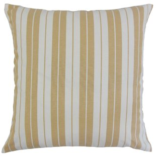 Henley Cotton Throw Pillow