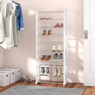 Lynk® 30 Pair Shoe Rack Rebrilliant