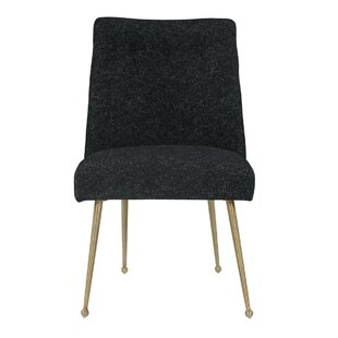 Caryn Upholstered Dining Chair by Everly Quinn