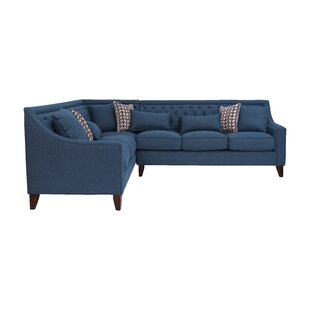 Darby Home Co Lucai Sectional
