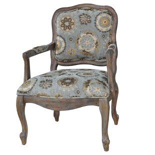 Hillcrest Armchair by Crestview Collection