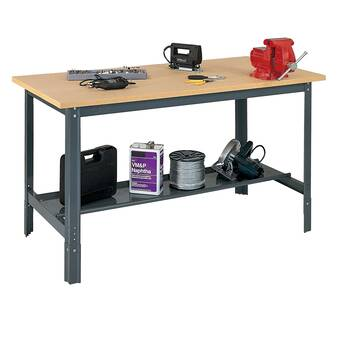 Black Sale Price Smart 2x4 Basics Workbench And Shelving Storage System Household Supplies & Cleaning