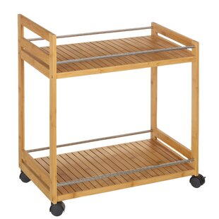 Samoset Serving Cart By Beachcrest Home