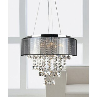 House of Hampton Mcmaster 9-Light Pendant
